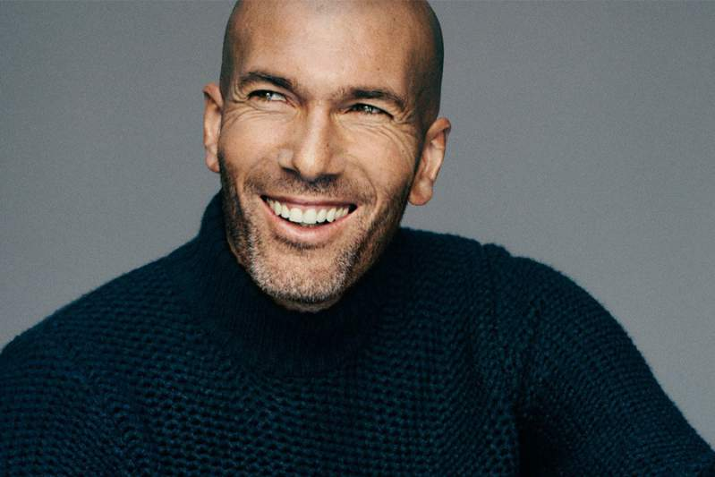 Zinédine Zidane é