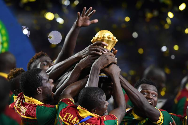 Camarões CAN2017