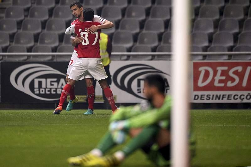 SC Braga - Feirense