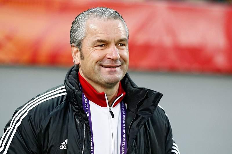 Bernd Storck, novo selecionador da Hungria