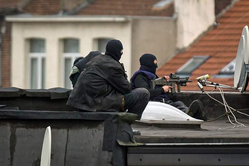 Atentados de Paris. Operação policial na Bélgica termina sem detenções