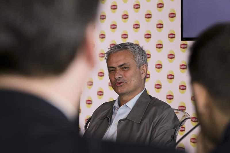 Conferência de imprensa de José Mourinho