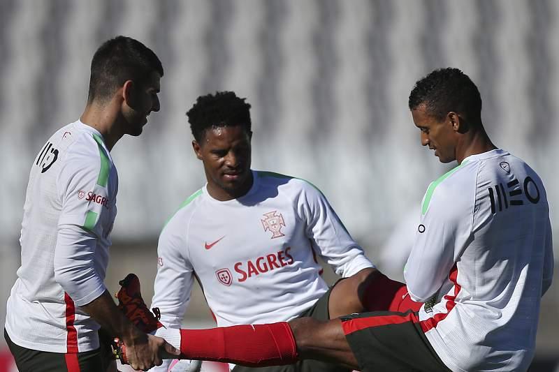 Treino seleção portuguesa