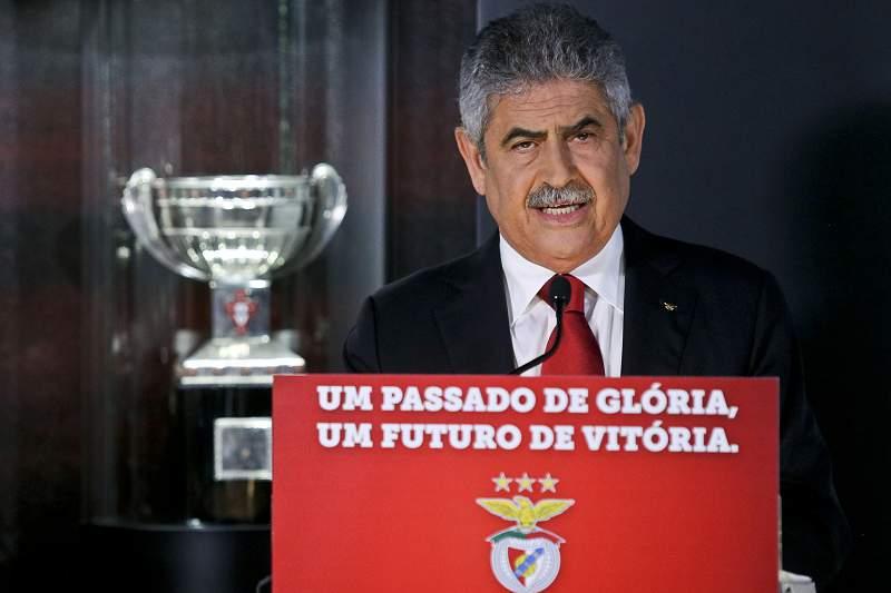 Vieira pediu mais ao plantel do Benfica