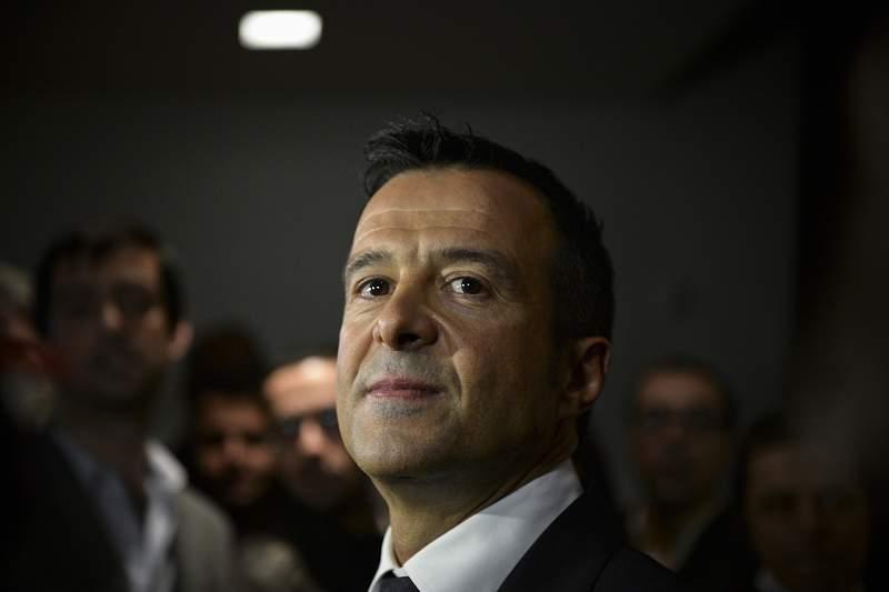 Jorge Mendes, agente FIFA