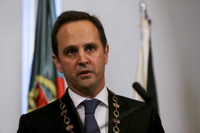 Fernando Medina toma posse como presidente da C