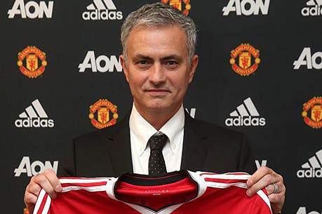 José Mourinho no Manchester United