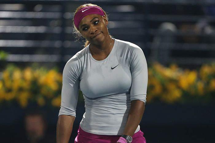 Serena Williams, tenista norte-americana