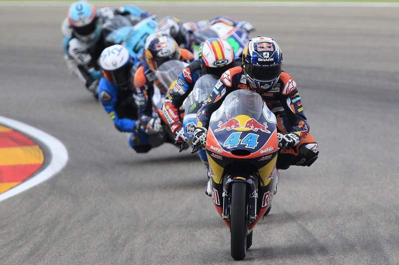 Miguel Oliveira foi segundo no Japão