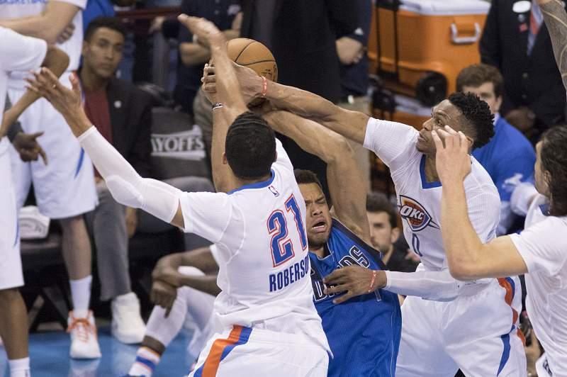 Oklahoma City Thunder vs Dallas Mavericks
