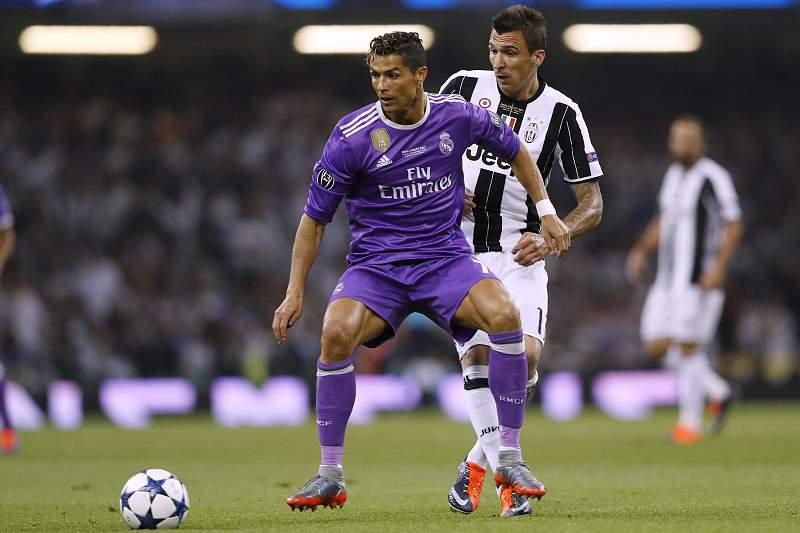 Liga dos Campeões: Real Madrid e Juventus