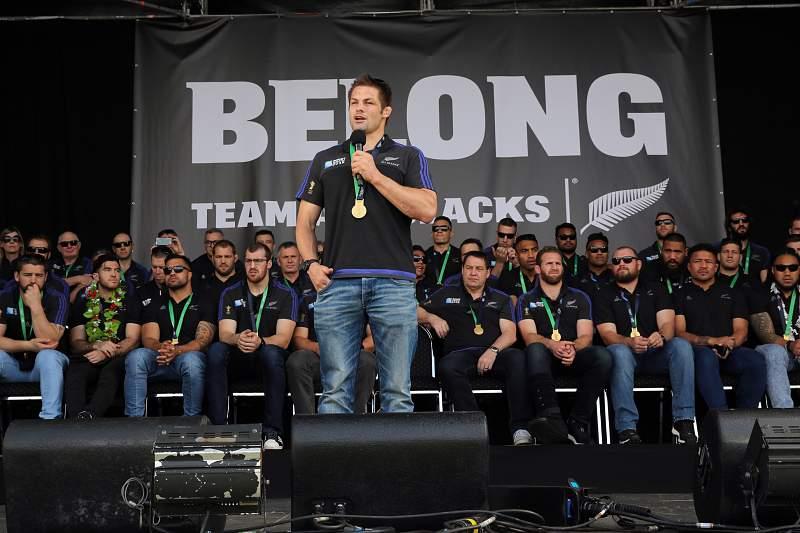 A Nova Zelândia conquistou o seu terceiro título mundial