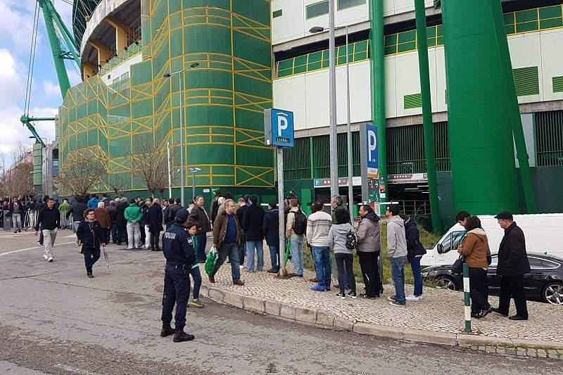 Eleições Sporting CP Alvalade