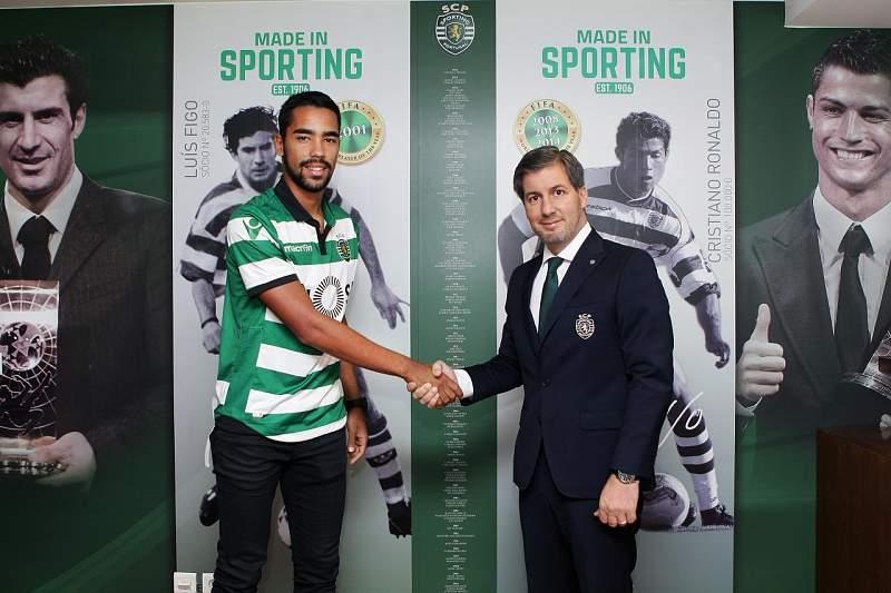 Sporting oficializa Pedro Delgado por duas épocas