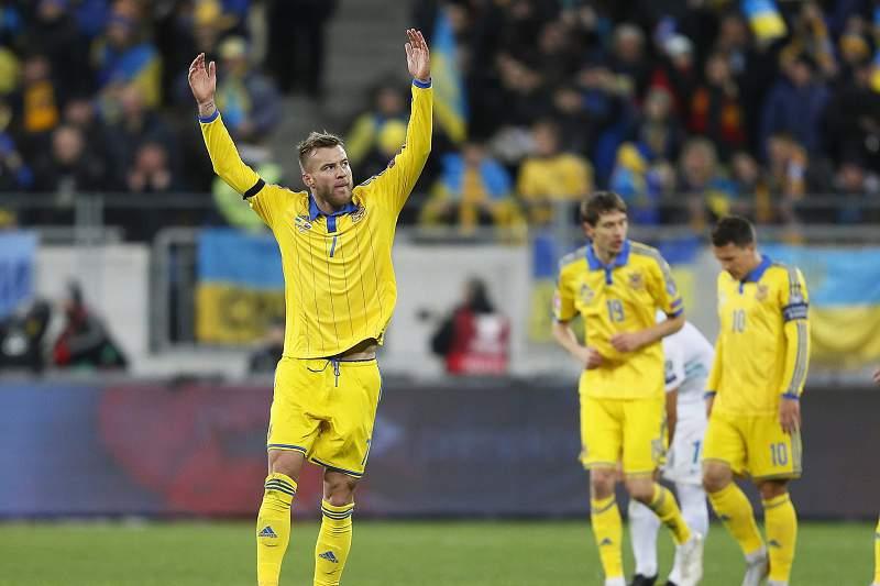 Ucrânia - Eslovénia