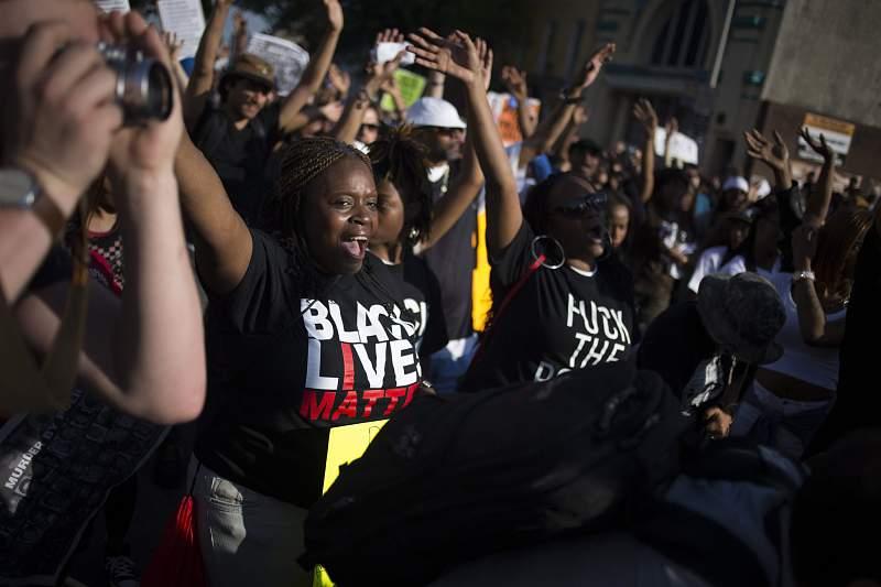 Violência em Baltimore