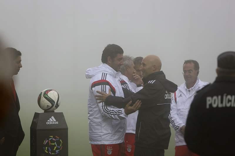 Unia~o Madeira vs Benfica