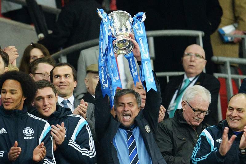 José Mourinho treinador Chelsea
