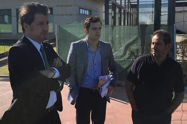 Bruno de Carvalho esteve nos últimos dias na África do Sul para inaugurar academias do Sporting