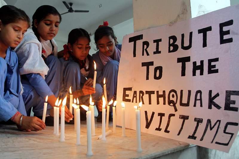 Terramoto Nepal