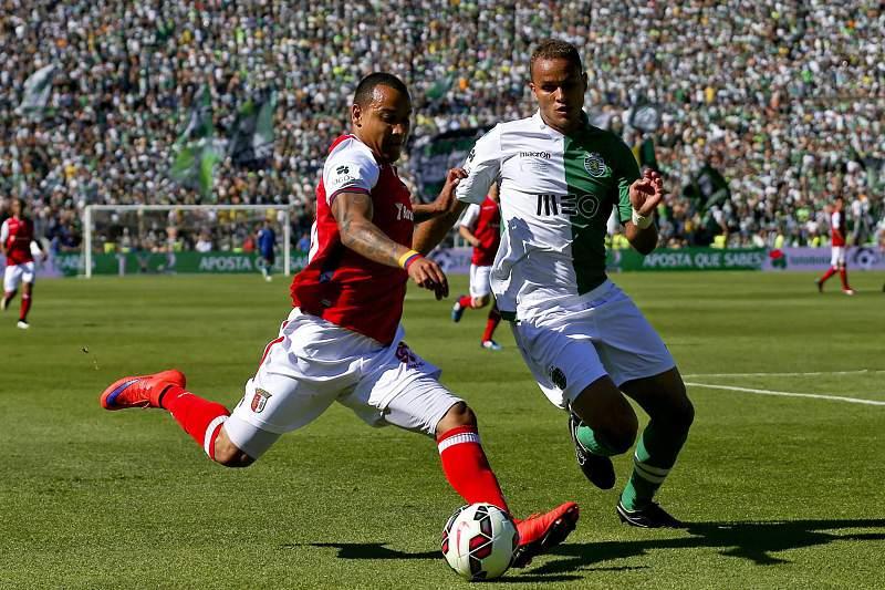 Sporting-Braga no Jamor