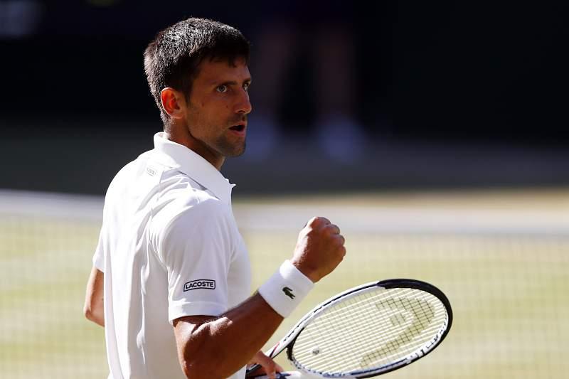 Djokovic apura-se para os oitavos de final de Wimbledon