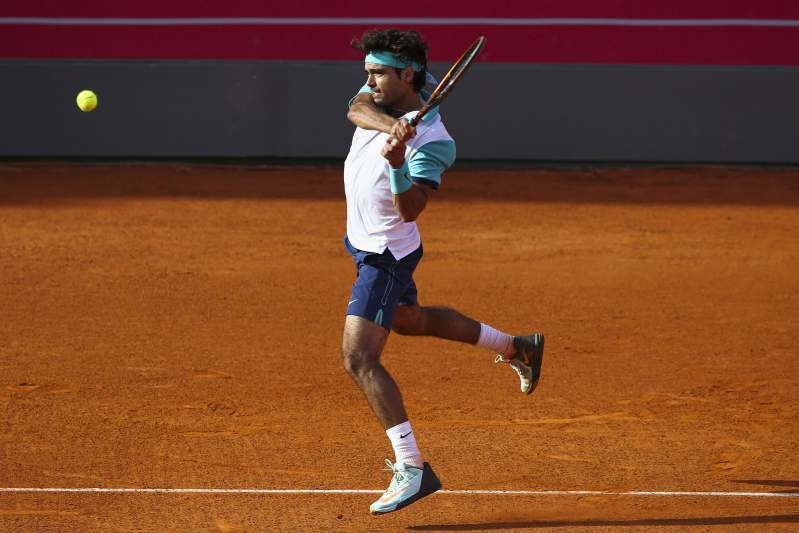 Frederico Silva - Estoril Open 2015: 1st day