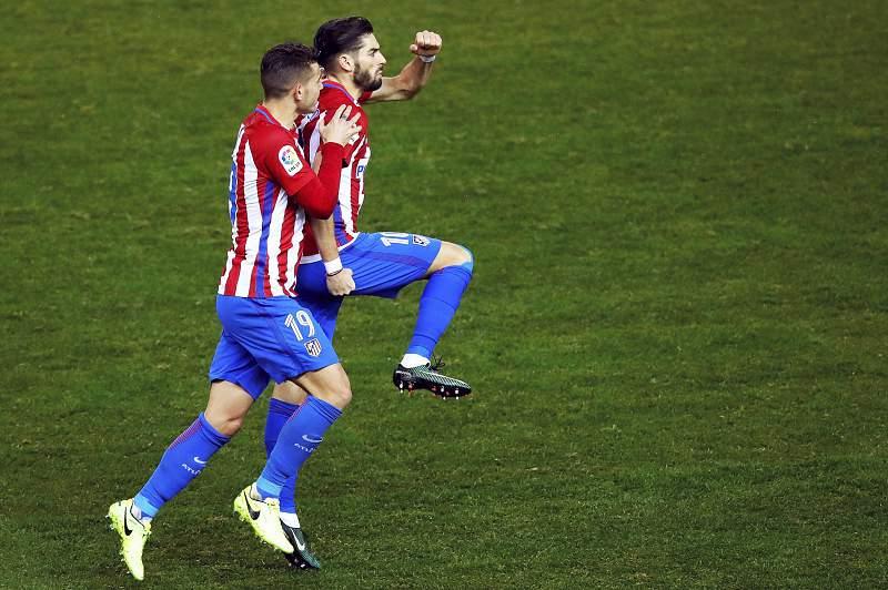 Atlético de Madrid faz 'remontada' contra o Celta de Vigo