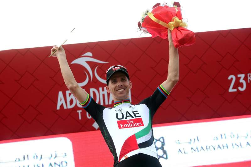 Abu Dhabi Tour 2017 - third stage