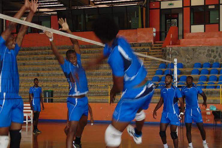 Voleibol Cabo Verde