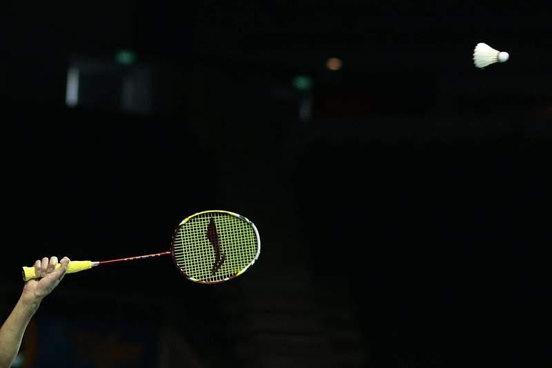 OUE Singapore Open Badminton