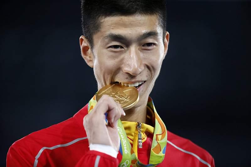 Chinês Zhao Shuai conquista título em -58 kg no taekwondo