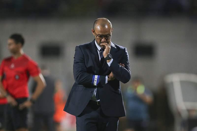 Nuno Espírito Santo, treinador do FC Porto