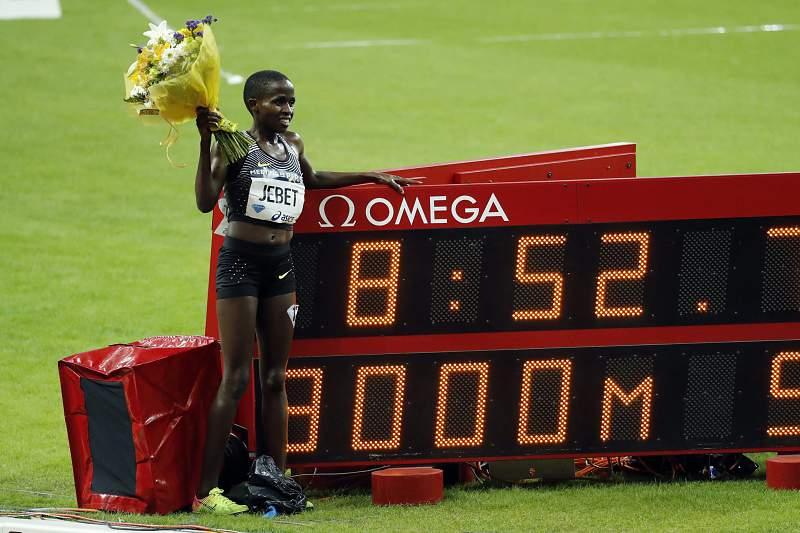 IAAF Diamond League meeting in Paris
