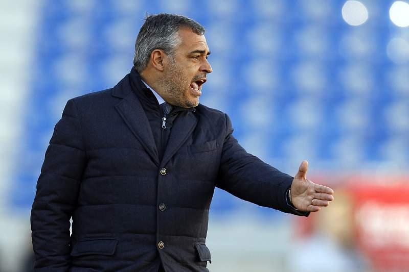 José Couceiro, novo treinador do Vitória de Setúbal