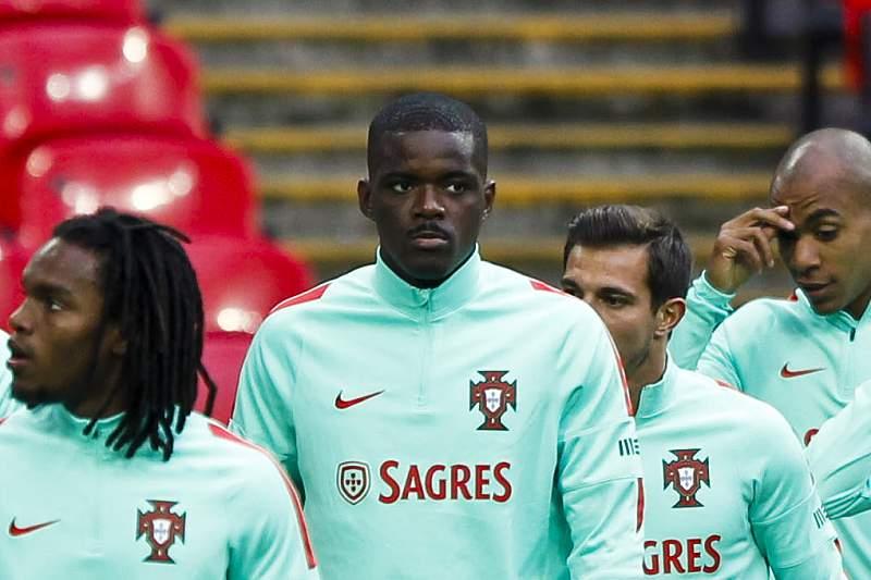 William Carvalho, jogador da seleção