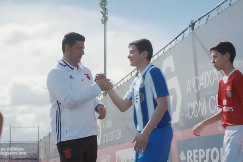 Benfica dá exemplo de fair-play