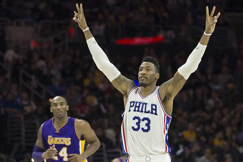 Lakers derrotados pelos 76ers em Philadelphia