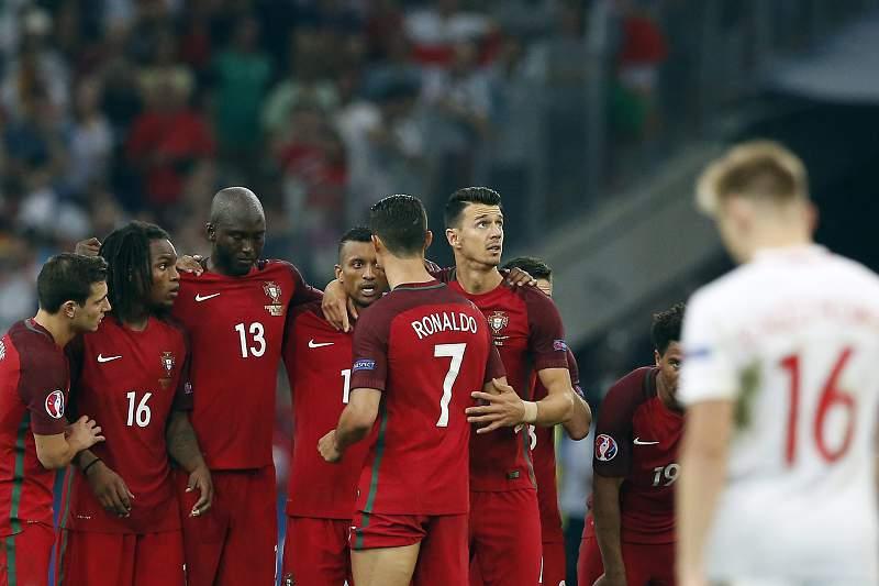Euro2016: Portugal - Polónia