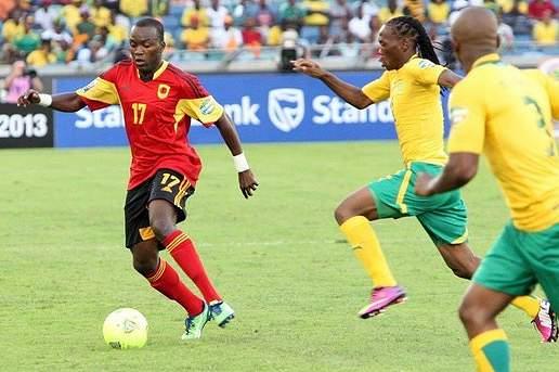 angola e africa do sul jogo