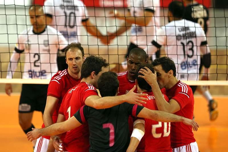 Voleibol: Benfica