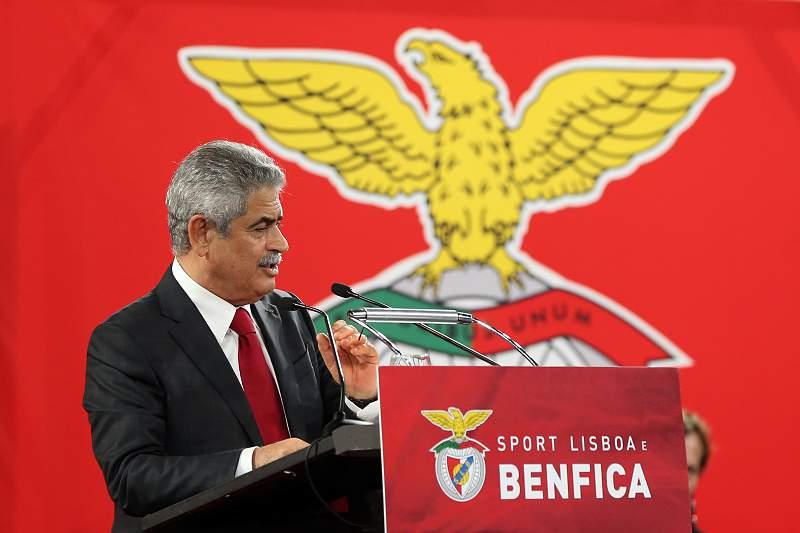 Benfica/Eleições: Luís Filipe Vieira reeleito com 95,52% dos votos