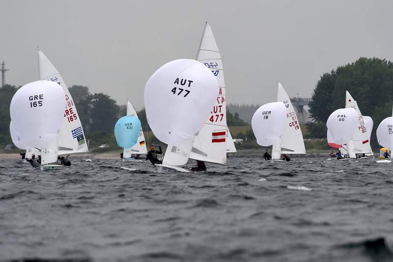 KielWeek on the Baltic Sea