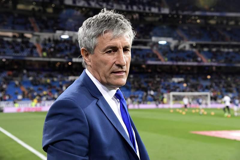 Quique Setien anuncia abandono do Las Palmas no final da temporada