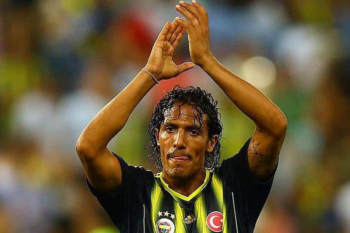 Bruno Alves, jogador do Fenerbahçe
