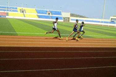 Atletismo Cabo Verde