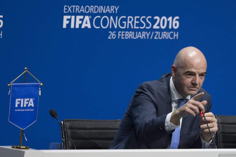 Extraordinary FIFA Congress in Zurich