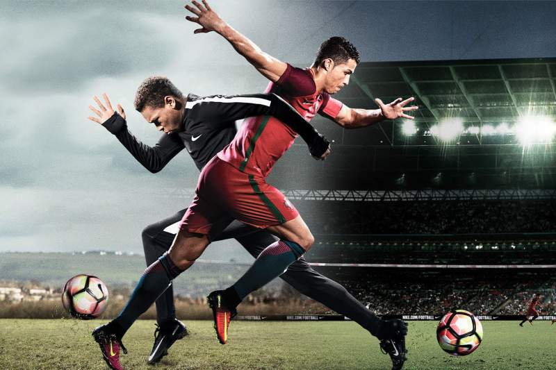 The Switch, o novo anúncio da Nike com Ronaldo