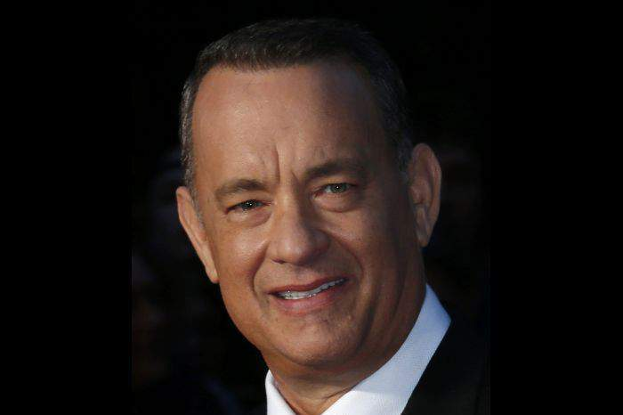 Tom Hanks, ator norte-amerciano