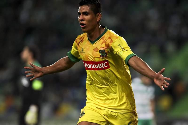 Hurtado fez o 1º golo em Alvalade